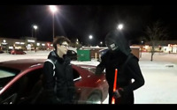 First Order and Alliance Meet on West Side of Lethbridge