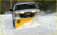 Snow Plowing and Snow blowing