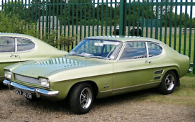Mk1 Ford Capri parts mainly Prefacelift