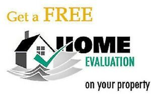 Receive a Free home evaluation!