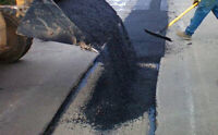 Asphalt Patching, Pothole Repairs & Crack Filling