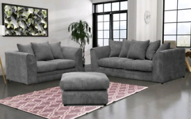 Dylan Chicago 3+2 Seater Sofas