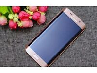 Brand new Samsung edge s7 ,rose pink