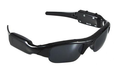 Sunglasses Hidden Cameras