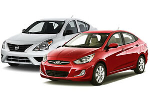 Cheap Car rental from 172$/week INCLUDING FEES AND TAXES