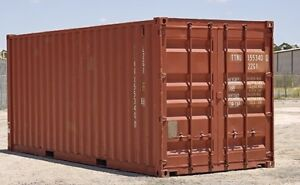 20' SeaCan Shipping Container Storage Excelent Condition