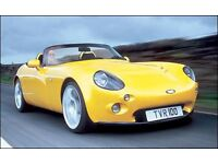 TVR T350 Tamora or Tuscan wanted