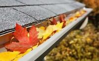 Eavestrough / Gutter Cleaning - Independent Insured Professional