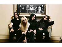 The pretty Reckless x3 tickets tayler momsen