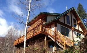 Beautiful Post and Beam Home on 2 ½ Acres stunning lake views
