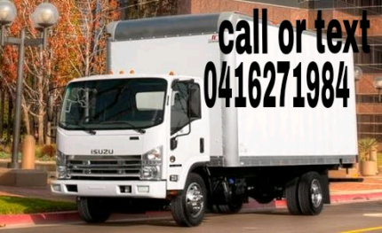 Fast and reliable removals service with 2 guys
