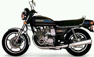 SUZUKI GS1000G GS1000 G 1980 MODEL FULL DECAL KIT