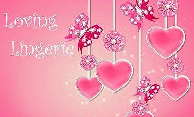 Loving Lingerie