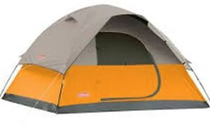 Coleman ROSEWOOD® 5-PERSON TENT......... NEW .........