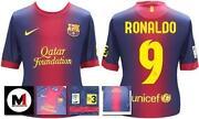Ronaldo Barcelona Shirt