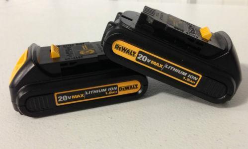 Dewalt Dcb201 Batteries Amp Chargers Ebay