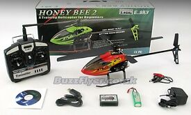 Esky Honey Bee V2 Remote Controlled Helicopter 4 Channel