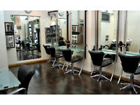 Experience hairstylist for Camden salon wanted - proficiency with braids, weave and dreads required