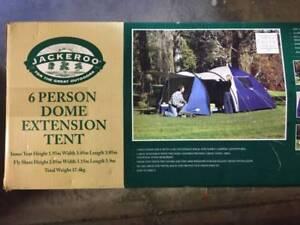 Jackaroo Tents Instructions & Jackaroo 6 Person Dome Tent