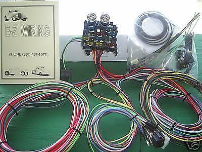 ez wire wiring harness block and schematic diagrams u2022 rh lazysupply co