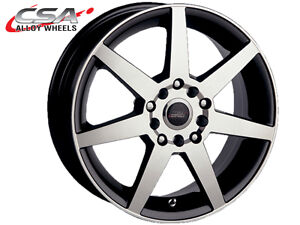 CSA-Alloy-Wheels-Race-15x6-Single-Wheel-Gunmetal-M-Face
