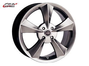 CSA-Retro-17-Alloy-Mag-Wheel-suits-Ford-Laser-Holden-Astra-Mitsubishi-Lancer