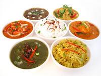 Shalimar Restaurant: LUNCH BUFFET $16.00