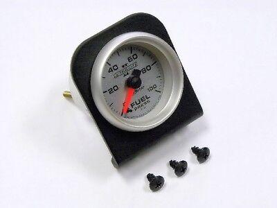 Water Temp Oil Pressure 2-1/16 Gauge Pod Holder Black