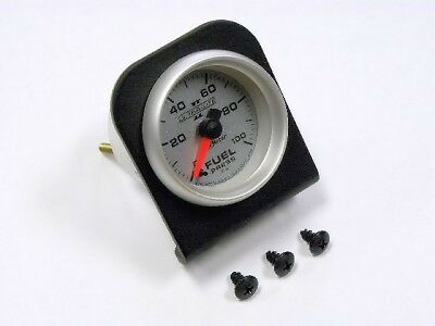 Water Temp Oil Pressure 2-1/16 Gauge Pod Holder Black