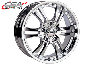 CSA-Stealth-18-Alloy-Mag-Single-Wheel-suit-Nissan-Navara-Pathfinder