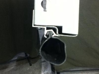 Clopay Garage Door Bottom Weather Seal Single Channel Groove Track 9'