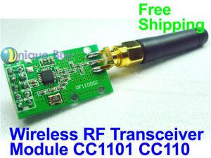 Wireless-RF-Transceiver-Module-433MHz-CC1101-CC1100-Remote-Control-Arduino-Robot