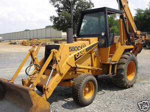 CASE-TRACTOR-580C-580-C-BACKHOE-LOADER-WORKSHOP-FACTORY-SERVICE-MANUAL