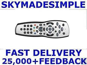 GENUINE OFFICIAL NEW SKY+HD REV9 REMOTE CONTROL FOR SKY PLUS HD (replaces rev 8)