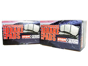 Stoptech Street Performance Brake Pads (Front & Rear Set) 350z & g35 w/ Brembo