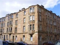 Glasgow Bowman Street 1-bedroom flat for rent late May