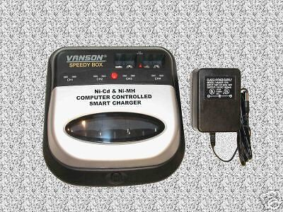Intelligent Universal Nimh & Nicd Battery Charger