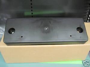 Murano License Plate Bracket Ebay
