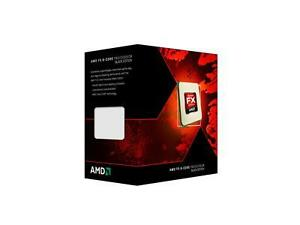 AMD FX8-8350 Black Edition Vishera 8 Core Processor AM3+ 4.0GHz 16MB 125W