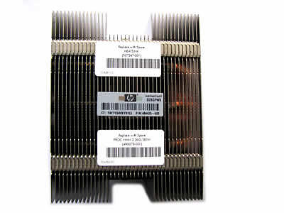 507247-001 HP HEATSINK FOR DL180 G6 HP PN 484425-003 on Rummage