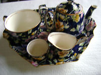 ROYAL WINTON - MAY FESTIVAL - SUGAR / EGG CUP FOR BREAKFAST SET