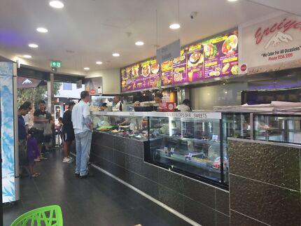 Take away Turkish kebab restaurant