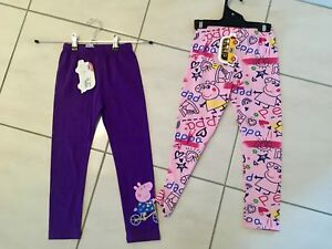 2 x bnwt Peppa pig tights Boronia Heights Logan Area Preview