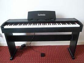 Sulinda SL-10 electric piano.
