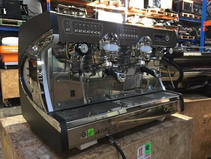 Astoria Sabrina Commercial 2 Group Espresso Coffee Machine New