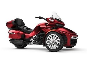 2018 Can-Am Spyder F3 Limited Chrome