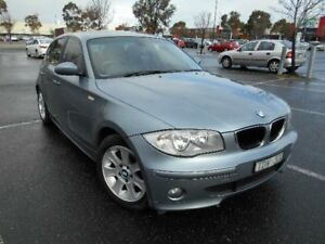 2004 BMW 120I E87 Grey 8 Speed Automatic Hatchback Maidstone Maribyrnong Area Preview
