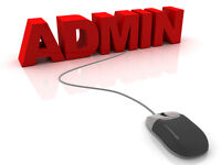 Full Time Admin Assistant