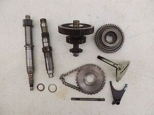2003 can-am bombardier transmission parts