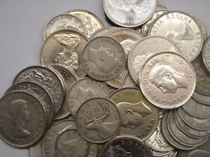 Buying Silver Canadian Coins, Sterling, Collectibles, Antiques